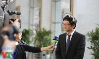 President Tran Binh Minh has confidence in VTV7's success