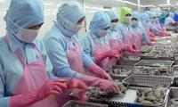 Seafood exports reach 2 billion USD