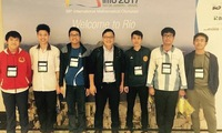 Vietnam wins big at International Olympiad 2017