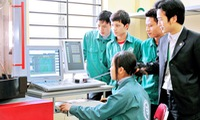 Cooperation with foreign countries in vocational training