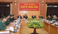 Central Military Commission meeting