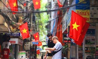 Colourful Hanoi celebrates National Day