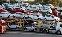 Imported cars to Vietnam surged