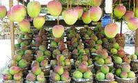 Cambodia border market