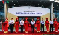 APEC 2017: International media centre opens in Da Nang