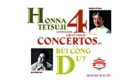 Special Concerts with Violinist Bui Cong Duy