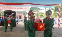 On-going search for Vietnamese soldiers' remains in Cambodia