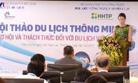 Conference on smart travel development