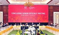 APEC Senior Officials meeting concludes