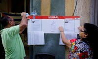 Municipal elections in Cuba