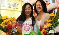 First international visitors arrive in Da Nang