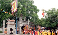 Tran Temple festival underway
