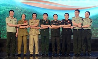 Competition celebrates Cambodia, Laos, Vietnam friendship