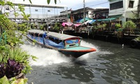 River buses in Bangkok offer travellers another side of the city