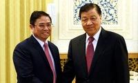 Enhanced Chineses ties