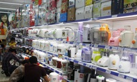 Thailand is Vietnam's top supplier of household products
