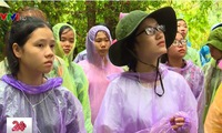 Educational excursion in Bidoup Nui Ba National Park