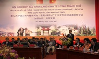 Việt Nam, China augment cooperation along economic corridor
