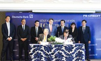 Germany bank offers $100m loan to VN firm