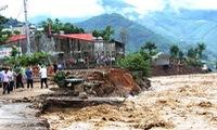Repair underway in flood-hit areas