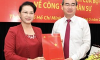 New Secretary of Ho Chi Minh City Party Committee appointed
