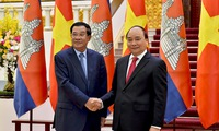 Cambodia: 50 years of comprehensive cooperation