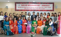 Vietnam Women's Association in RoK holds second Congress
