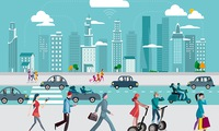 Smart cities mobile apps and software piloted in Ho Chi Minh City