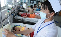 Dengue outbreak in Hanoi