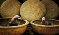 The art of making basket boats