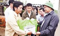 Binh Dinh province assists flood-stricken families