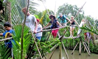 Ben Tre offers tours showcasing climate change impact