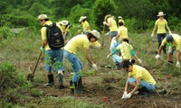 Locals contribute to protecting natural forest