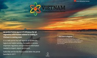 Vietnam trade website launched