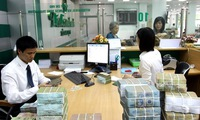 Reference exchange rate up by 3 VND at week's beginning