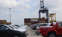 Trade deficit with Thailand increase