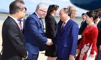 Prime Minister Nguyen Xuan Phuc begins Australia visit