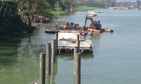 Project to clean up Hue's Huong river