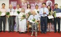 Winners of 'Bui Xuan Phai – For Love of Hanoi' announced