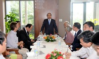 PM visits int'l science and education centre in Binh Dinh