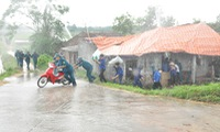 Promoting the local forces' role in disaster prevention