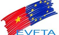 New development in EU-Vietnam Free Trade Agreement