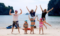 Family travel increases among Vietnamese people