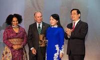 Vietnam wins international award for tobacco control