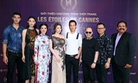 Vietnamese designer introduces collection at Cannes