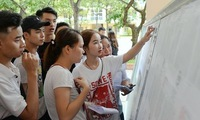 Nearly one million Vietnamese high school students begin crucial exam
