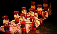 Artist dedicated life to create Vietnamese puppets