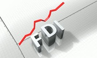 Foreign investment increase sharply