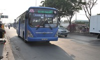 Hanoi to launch first CNG-fueled bus routes