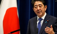 Japanese Prime Minister Shinzo Abe announces new cabinet